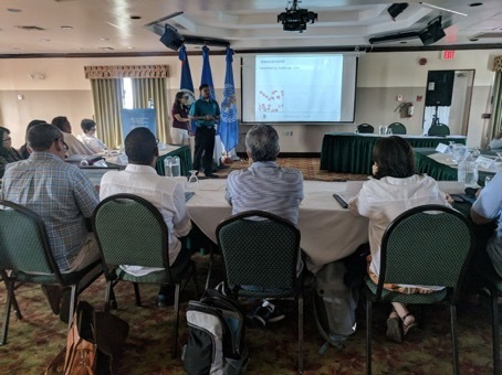 Paho Presentation In March 2018